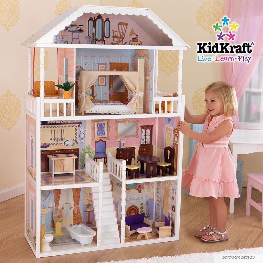 Обзоры на кукольные домики своими руками фото
